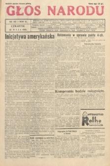 Głos Narodu. 1933, nr140