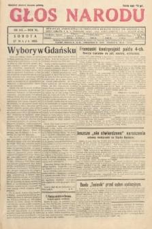 Głos Narodu. 1933, nr141