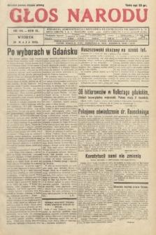 Głos Narodu. 1933, nr144