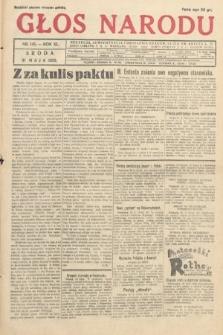 Głos Narodu. 1933, nr145