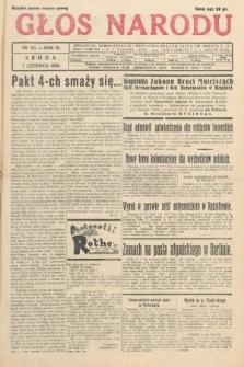 Głos Narodu. 1933, nr151