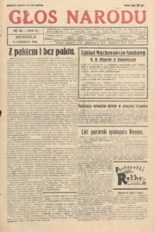 Głos Narodu. 1933, nr155