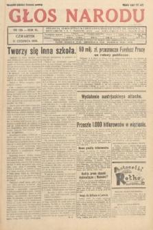 Głos Narodu. 1933, nr159