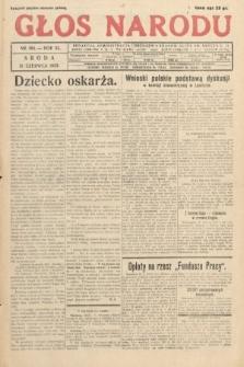 Głos Narodu. 1933, nr164