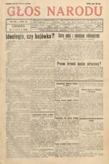 Głos Narodu. 1933, nr185