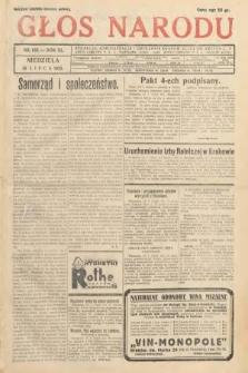 Głos Narodu. 1933, nr188