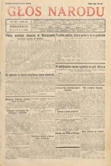 Głos Narodu. 1933, nr189
