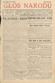 Głos Narodu. 1933, nr191