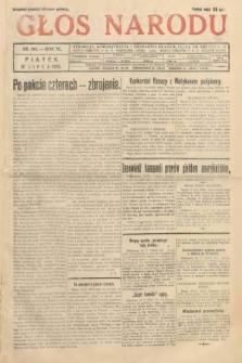 Głos Narodu. 1933, nr193