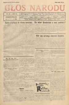 Głos Narodu. 1933, nr196