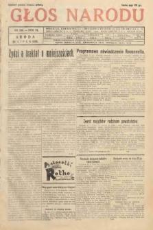 Głos Narodu. 1933, nr198