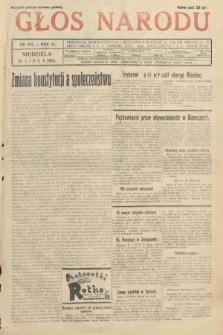 Głos Narodu. 1933, nr202