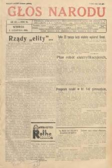 Głos Narodu. 1933, nr211