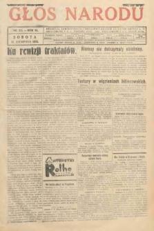 Głos Narodu. 1933, nr215