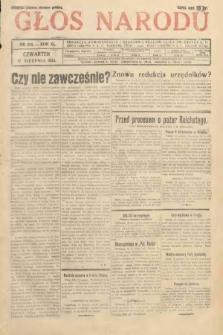 Głos Narodu. 1933, nr219