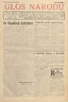 Głos Narodu. 1933, nr220