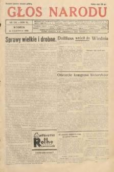 Głos Narodu. 1933, nr224