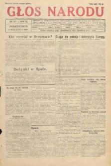 Głos Narodu. 1933, nr237