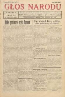 Głos Narodu. 1933, nr248