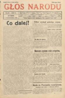 Głos Narodu. 1933, nr280