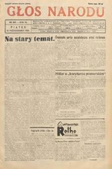 Głos Narodu. 1933, nr283