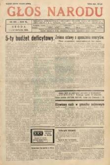 Głos Narodu. 1933, nr295