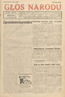 Głos Narodu. 1933, nr298