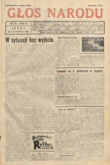 Głos Narodu. 1933, nr315
