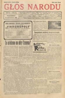Głos Narodu. 1933, nr333