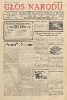 Głos Narodu. 1933, nr337