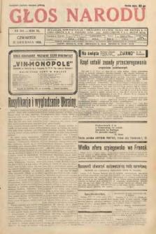 Głos Narodu. 1933, nr344