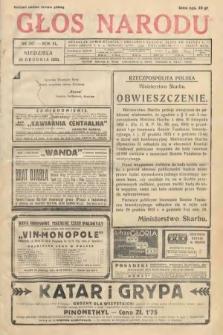 Głos Narodu. 1933, nr347