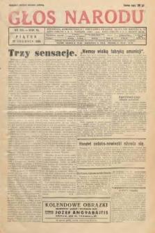 Głos Narodu. 1933, nr350