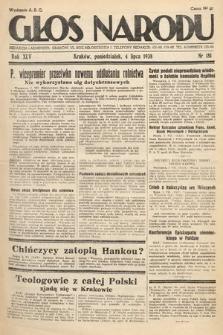 Głos Narodu. 1938, nr181