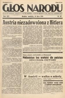 Głos Narodu. 1938, nr187