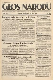 Głos Narodu. 1938, nr188