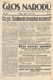 Głos Narodu. 1938, nr193