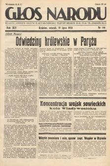 Głos Narodu. 1938, nr196