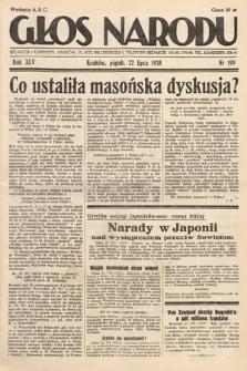 Głos Narodu. 1938, nr199