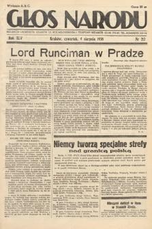 Głos Narodu. 1938, nr212