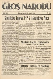 Głos Narodu. 1938, nr213