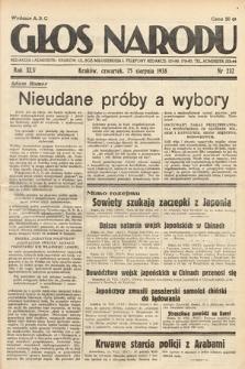 Głos Narodu. 1938, nr232