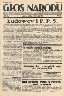 Głos Narodu. 1938, nr241