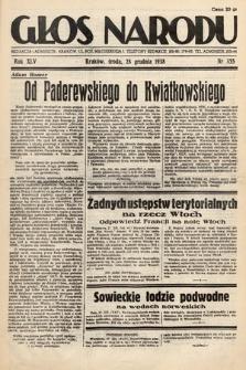 Głos Narodu. 1938, nr355