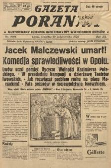 Gazeta Poranna : ilustrowany dziennik informacyjny wschodnich kresów. 1929, nr9006
