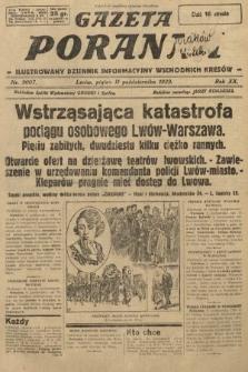 Gazeta Poranna : ilustrowany dziennik informacyjny wschodnich kresów. 1929, nr9007
