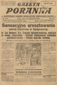 Gazeta Poranna : ilustrowany dziennik informacyjny wschodnich kresów. 1929, nr9014