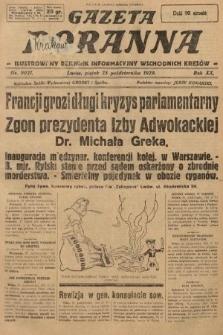 Gazeta Poranna : ilustrowany dziennik informacyjny wschodnich kresów. 1929, nr9021