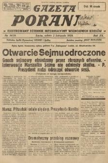 Gazeta Poranna : ilustrowany dziennik informacyjny wschodnich kresów. 1929, nr9029