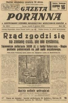 Gazeta Poranna : ilustrowany dziennik informacyjny wschodnich kresów. 1929, nr9063